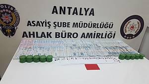 Antalya'da Kumar Oynanması İçin Yer ve İmkan Sağlayanlara Yönelik Yapılan Çalışmalar