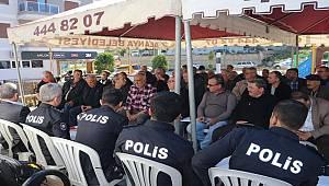 Antalyanın Tüm İlçelerinde Mart Ayı Huzur Toplantısı Yapıldı