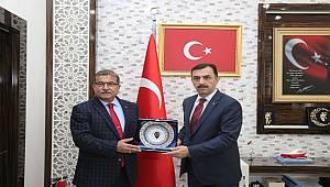 Emniyet Genel Müdürümüz Sayın Celal UZUNKAYA Antalya'da Bir Dizi Ziyaretler Gerçekleştirdi