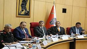 İçişleri Bakan Yardımcısı Sayın Muhterem İnce Başkanlığında Merkez Güvenlik Kurulu'nun İlk Toplantısı Gerçekleştirildi