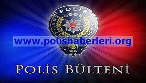09.04.2019 POLİS BÜLTENİ