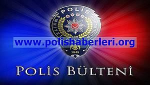 11.04.2019 POLİS BÜLTENİ