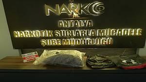 Antalya'da Uyuşturucu Madde Ticareti Yapmak Suçundan 29 Şüpheli Yakalanmıştır