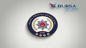 Bursa'da 14 Nisan Pazar günü yaya ve araç Trafiğine kapatılacak yollar