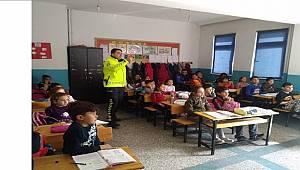 Iğdır'da Trafik Eğitimi Programı