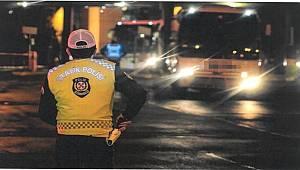 Şehirlerarası Yolcu Otobüsleri Denetlendi