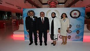 Türk Polis Teşkilatı'nın Kuruluşunun 174'ncü Yıldönümü Münasebetiyle Şehit Aileleri ve Gazilerimize Yönelik Yemek Düzenlendi