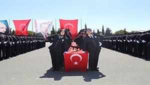 17. Dönem Polis Meslek Yüksekokulu Öğrencilerinin Mezuniyeti