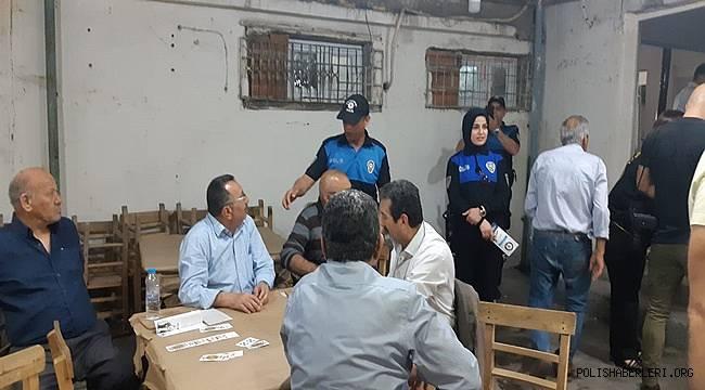 Adana Emniyeti ,Bu Utanca Dur Demek İçin Kadına Değil Şiddete El Kaldırın