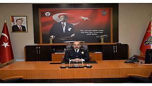 Adana İl Emniyet Müdürü Zafer Aktaş'ın 19 Mayıs Atatürk'ü Anma ve Gençlik ve Spor Bayramı Mesajı