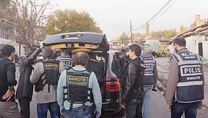 Ankara Narkotik Suçlarla Mücadele Faaliyetlerine İlişkin Basın Duyurusu