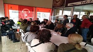 Antalyanın Tüm İlçelerinde Huzur Toplantıları Devam Ediyor