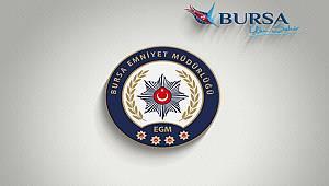 Bursaspor- Göztepespor takımları arasındaki Süper Lig maçı nedeniyle Araç Trafiğine kapatılacak yollar