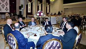 Emniyet Genel Müdürümüz Sayın Celal Uzunkaya Asayiş Daire Başkanlığı Tarafından Düzenlenen İftar Programına Katıldı