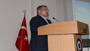 Emniyet Genel Müdürümüz Sayın Celal Uzunkaya, Samsun Emniyet Müdürlüğünü Ziyaret Etti