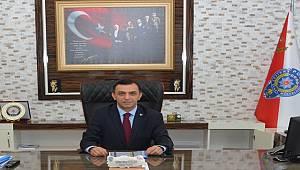 İl Emniyet Müdürümüz Sayın Mehmet Murat ULUCAN'ın 19 Mayıs Atatürk'ü Anma, Gençlik ve Spor Bayramı Kutlama Mesajı