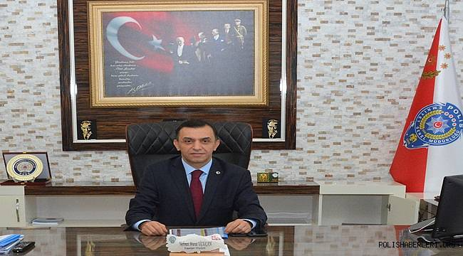 İl Emniyet Müdürümüz Sayın Mehmet Murat ULUCAN'ın Hava Şehitlerini Anma Günü Mesajı