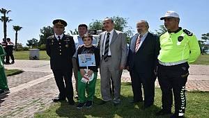 Antalya'da Karayolu Trafik Haftası Etkinliklerle Kutlanmaya Devam Ediyor