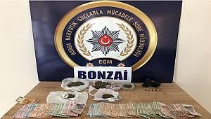 Narkotik Suçlarla Mücadele Şube Müdürlüğümüzce düzenlenen operasyonlarda 12 şahıs yakalandı