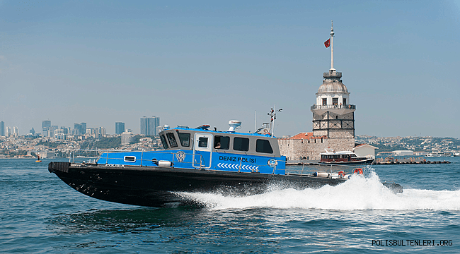 Deniz Polisi Görevi