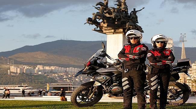 Motosikletli Polis Timleri