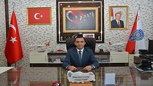 """Antalya Emniyet Müdürümüz Sayın Mehmet Murat ULUCAN'ın """"19 Ekim Muhtarlar Günü"""" Mesajı"""