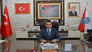 Antalya İl Emniyet Müdürü Sayın Mehmet Murat ULUCAN'ın 29 Ekim Cumhuriyet Bayramı Kutlama Mesajı