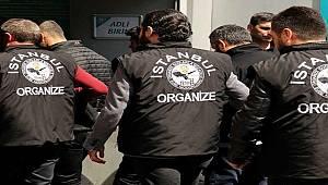 İstanbul Organize Suçlarla Mücadele Şube Müdürlüğü-Basın Duyurusu