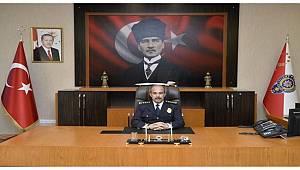 Adana İl Emniyet Müdürümüz Sayın Zafer Aktaş'ın 10 Kasım Mesajı