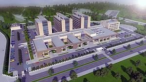Antalya Emniyet Müdürlüğü Yeni Hizmet Binasında