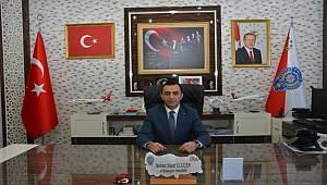 Antalya İl Emniyet Müdürü Sayın Mehmet Murat ULUCAN'ın 10 Kasım ATATÜRK'ü Anma Günü Mesajı