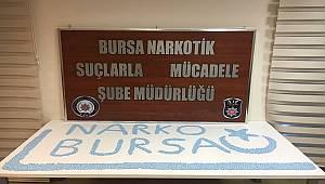 Bursa'da Düzenlenen Operasyonlarda 3 Şahıs Yakalandı