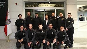 Emniyet Genel Müdürümüz Sayın Mehmet Aktaş Ankara'da Bir Dizi Ziyaret Gerçekleştirdi