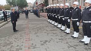 Emniyet Genel Müdürümüz Sayın Mehmet Aktaş Çanakkale İl Emniyet Müdürlüğü'nü Ziyaret Etti