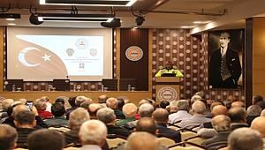 Fahri Trafik Müfettişleri ile 2019 Yılı Eğitim ve Değerlendirme Toplantısı Yapıldı