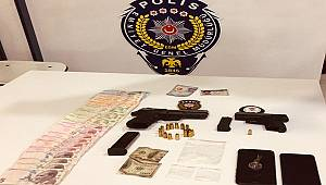 İstanbul Büyükçekmece'de Uyuşturucu Madde Ele Geçirilmiştir.