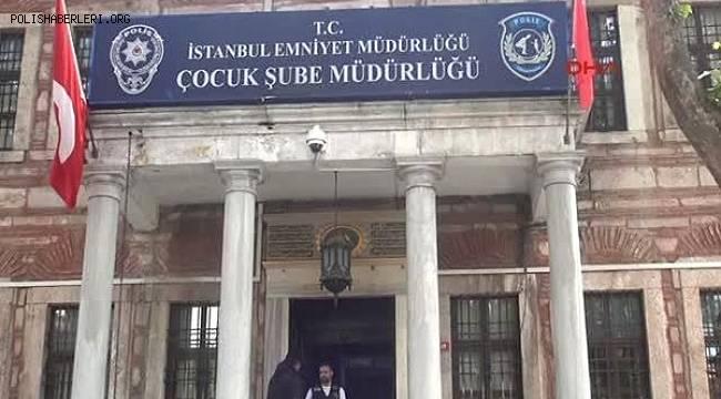 İstanbul Çocuk Şube Müdürlüğü-Basın Duyurusu