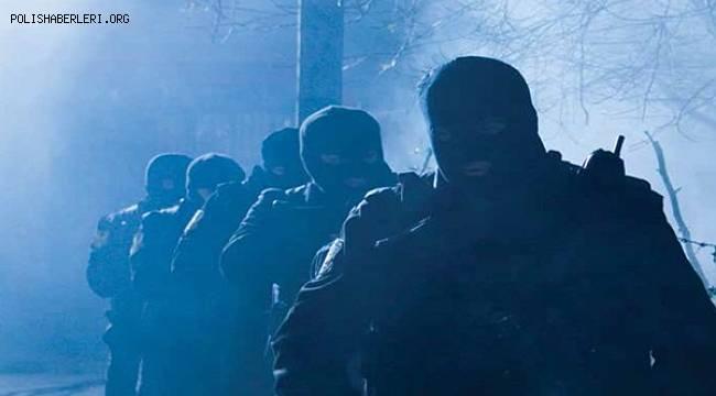 İstanbul Terörle Mücadele Şube Müdürlüğü çalışmaları