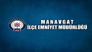 Manavgat İlçesinde 3 Şahıs Tutuklandı