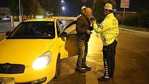 Ticari Araç Şoförleri Üzerinde Alkol Uyuşturucu/Uyarıcı Madde Denetimi Gerçekleştirildi