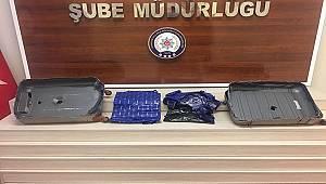 Van Polisi Havalimanında Uyuşturucu Ele Geçirildi