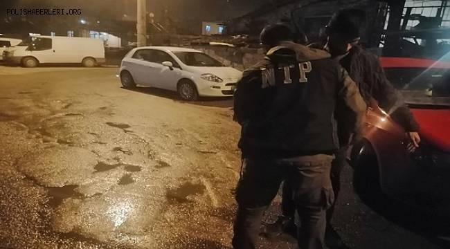 """Zeytinköy Bölgesinde """"Alan Denetimi Projesi"""" Çalışmaları Yapıldı"""