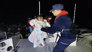 200 Düzensiz Göçmen Yakalandı