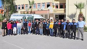 Antalya'da 3 Aralık Dünya Engelliler Günü Kapsamında Okullar Ziyaret Edildi.