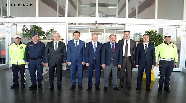 Antalya'da Trafik Bölge Değerlendirme Toplantısının Açılışı Yapıldı
