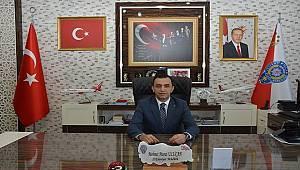 Antalya Emniyet Müdürü Sayın Mehmet Murat ULUCAN'ın Dünya Engelliler Günü Mesajı