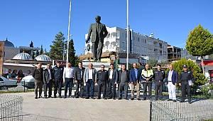 Antalyanın Tüm İlçelerinde Kasım Ayı Huzur Toplantıları Yapıldı