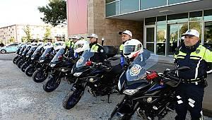 Motosiklet Teslim ve Başarılı Personele Ödüllendirme Töreni Düzenlendi