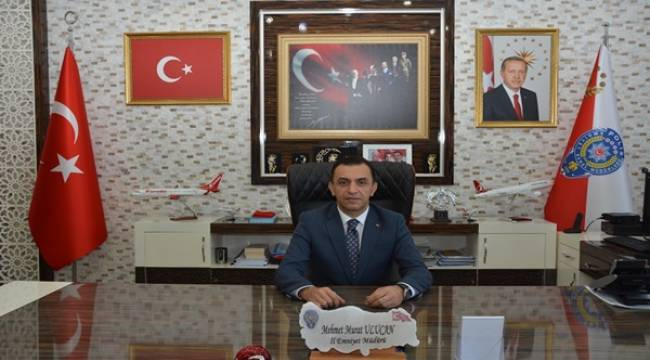 Sayın Mehmet Murat ULUCAN'ın 10 Aralık Dünya İnsan Hakları Günü ve Demokrasi Haftası Kutlama Mesajı