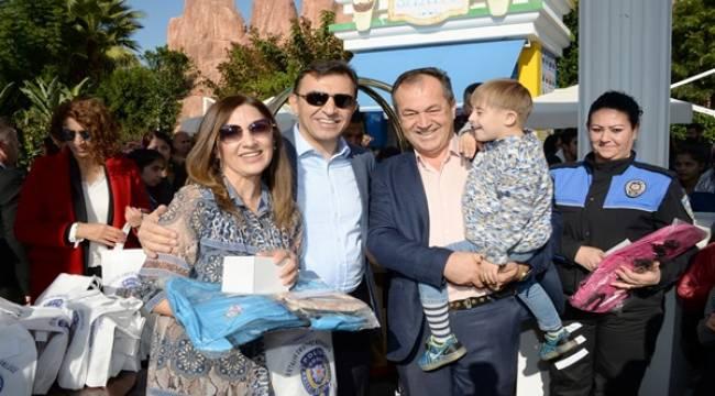 Sn. Mehmet Murat ULUCAN Engelli Bireyleri Bulunan Personellerin Aileleri ile Kahvaltıda Biraraya Geldi